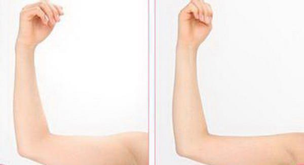 瘦手臂危险吗