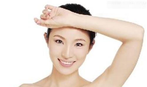 局部激光脱毛术是不是会影响排出汗水作用