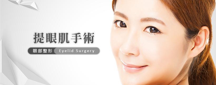 提眼肌手术